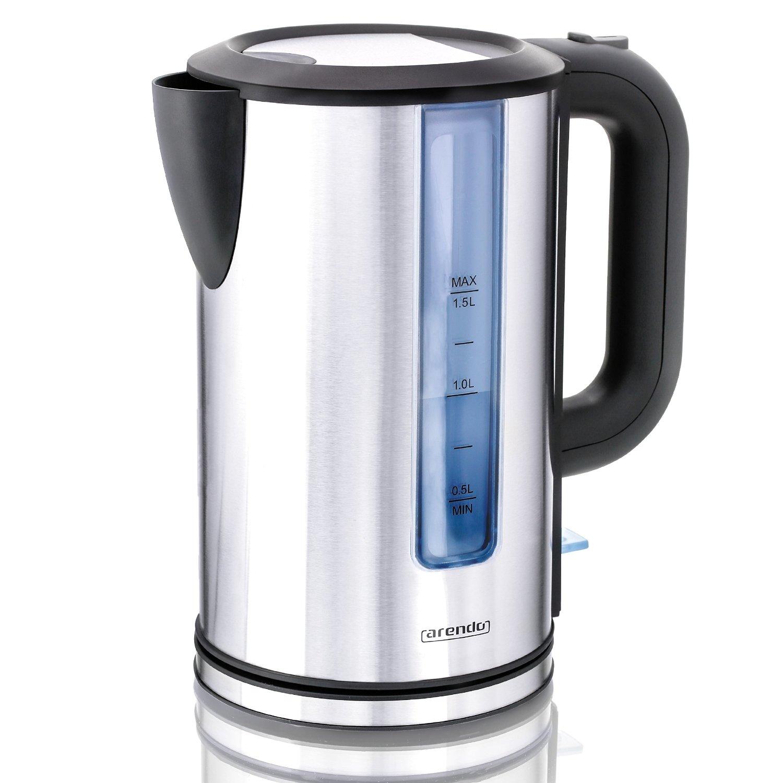 Wasserkocher Test Arendo ++ Der TESTSIEGER ~ Wasserkocher Für Induktionsherd