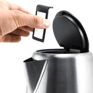 Wasserkocher mit Kalkfilter