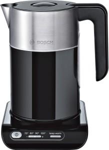Wasserkocher von Bosch mit Temperaturanzeige