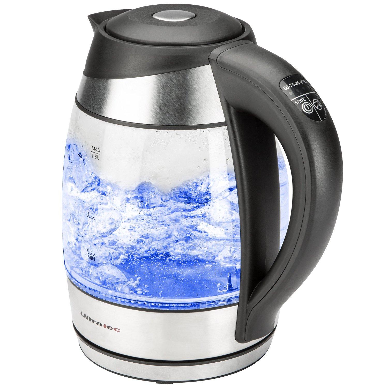 Wieso entsteht Kalk im Wasserkocher++Die Antwort finden Sie hier